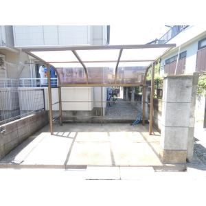 フローラ常盤平 物件写真2 駐輪場