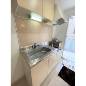 フローラ常盤平 部屋写真2 キッチン