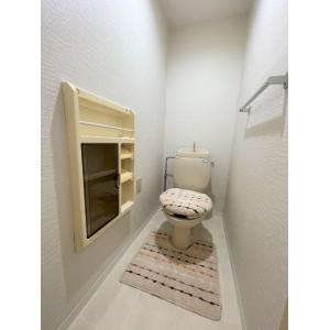 フローラ常盤平 部屋写真5 トイレ