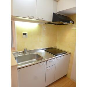 エスパース 部屋写真2 キッチン