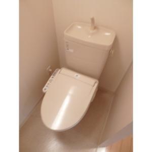エスパース 部屋写真4 トイレ