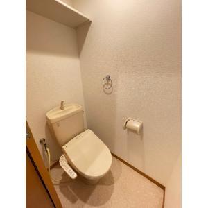 Refinado 部屋写真4 トイレ
