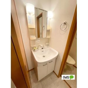 グローリア綱島 部屋写真4 洗髪洗面化粧台
