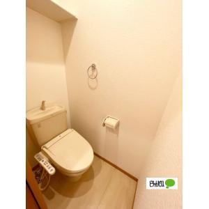 グローリア綱島 部屋写真5 温水洗浄便座