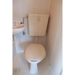 サウザンドリーフ 部屋写真5 トイレ