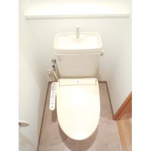ストレチア レジーナ 部屋写真6 トイレ