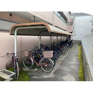 ハピネス飯田6号館 物件写真3 駐車場