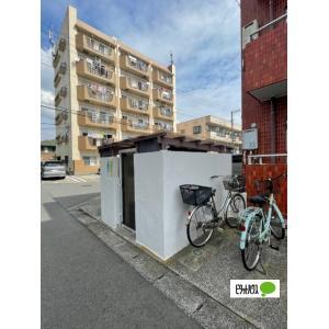 シャルム富浜 物件写真4 駐車場