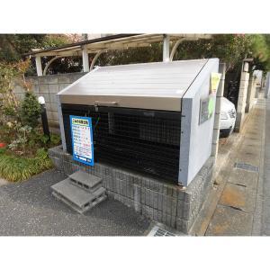 Fuji view 物件写真2 ゴミ置き場