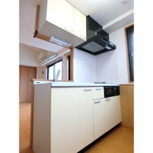 モン・シャトー東長崎 部屋写真2 居室・リビング