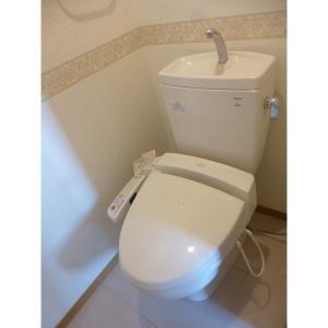 モン・シャトー東長崎 部屋写真5 トイレ