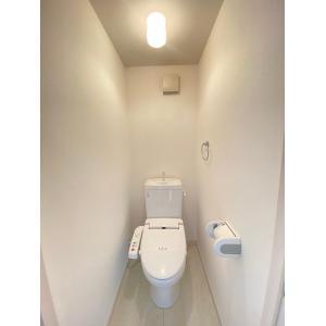 コモド北千住 部屋写真5 トイレ