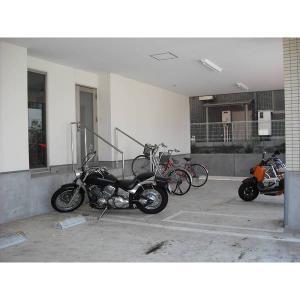 アイリス共栄 物件写真4 バイク置き場