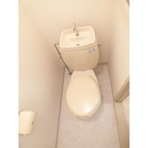 アピア大木D棟 部屋写真8 トイレ