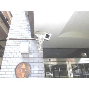 ラディアント関甚 物件写真2 防犯カメラ