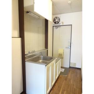 メゾン・ドゥ・ジュネス 部屋写真2 キッチン