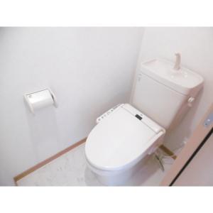 ベルティオン 部屋写真5 トイレ