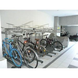 IDEALE YOKOHAMA 物件写真5 自転車・バイク置場