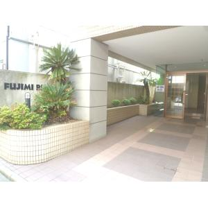 FUJIMI BLDⅡ 物件写真3 ロビー