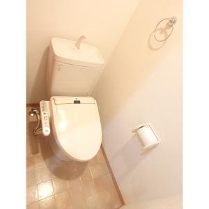 プレジール 部屋写真6 トイレ
