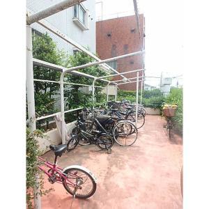 プロシード大泉学園Ⅱ 物件写真2 駐輪場