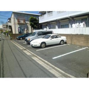 エクセル・ミクニⅢ 物件写真5 駐車場