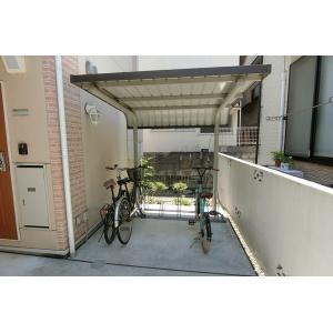 グレースアムレーⅢ 物件写真3 駐輪場