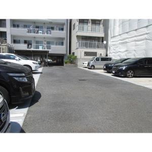 プロシード市川南 物件写真5 駐車場