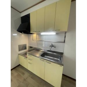 プリメーラ 部屋写真2 キッチン