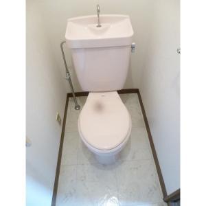 コーポアルカディア 部屋写真4 トイレ