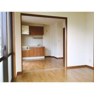 グリーンハイツB 部屋写真1 居室・リビング