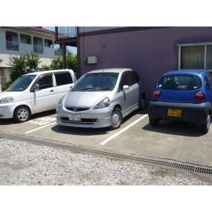 αNEXT川曲第1 物件写真3 駐車場