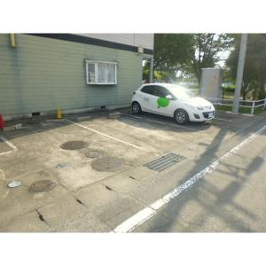 αNEXT高崎第4 物件写真4 駐車場