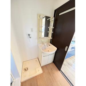 スリーライト 部屋写真4 洗面所