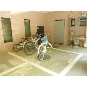ユーミィ都筑 物件写真4 駐輪場無料です
