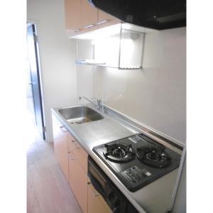 ブランチ 部屋写真3 キッチン