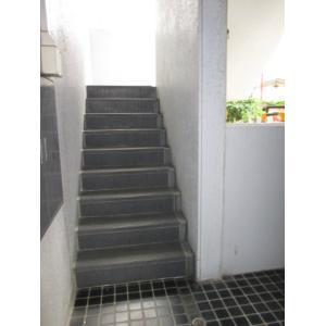 リバーシティ渋江 物件写真5 専用階段です