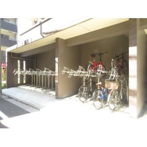ネオハイム錦糸 物件写真3 駐輪場