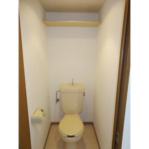 ジュネス幕張本郷 部屋写真6 トイレ