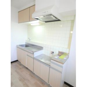 グレース六木 部屋写真2 キッチン