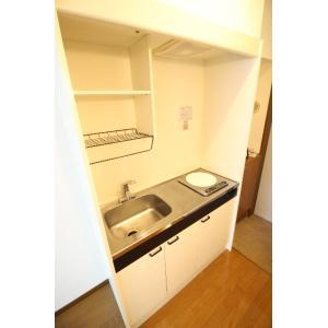 TU・MONOLOCALE 部屋写真2 キッチン