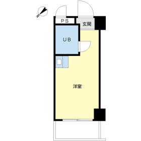 トップルーム横浜間取り図