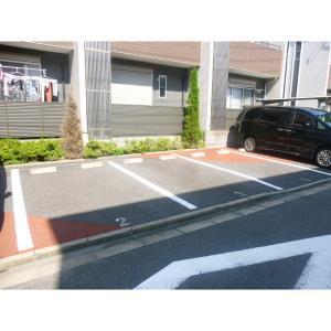 TERRACE GRACENOTE A 物件写真5 駐車場