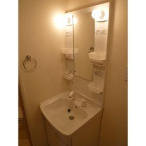 フロレスタ 部屋写真3 洗面所