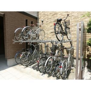 MULBERRY 物件写真3 自転車駐輪場