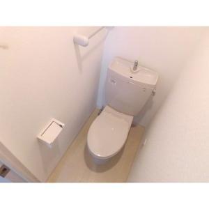 ストリームマンション駅前 部屋写真4 トイレ
