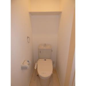 西賢フラット参番館 部屋写真6 トイレ