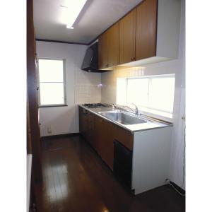竜角寺台6丁目貸家 部屋写真2 キッチン