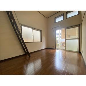 グレーセルハイツ2番館 部屋写真1 天井の高い室内