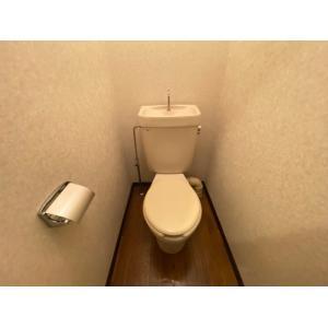 グレーセルハイツ2番館 部屋写真4 トイレ